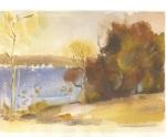 Cremorne landscape